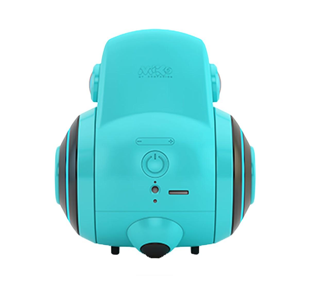 Miko 2 My Companion Robot - Blue Robotics for Kids age 5Y+ (Blue)