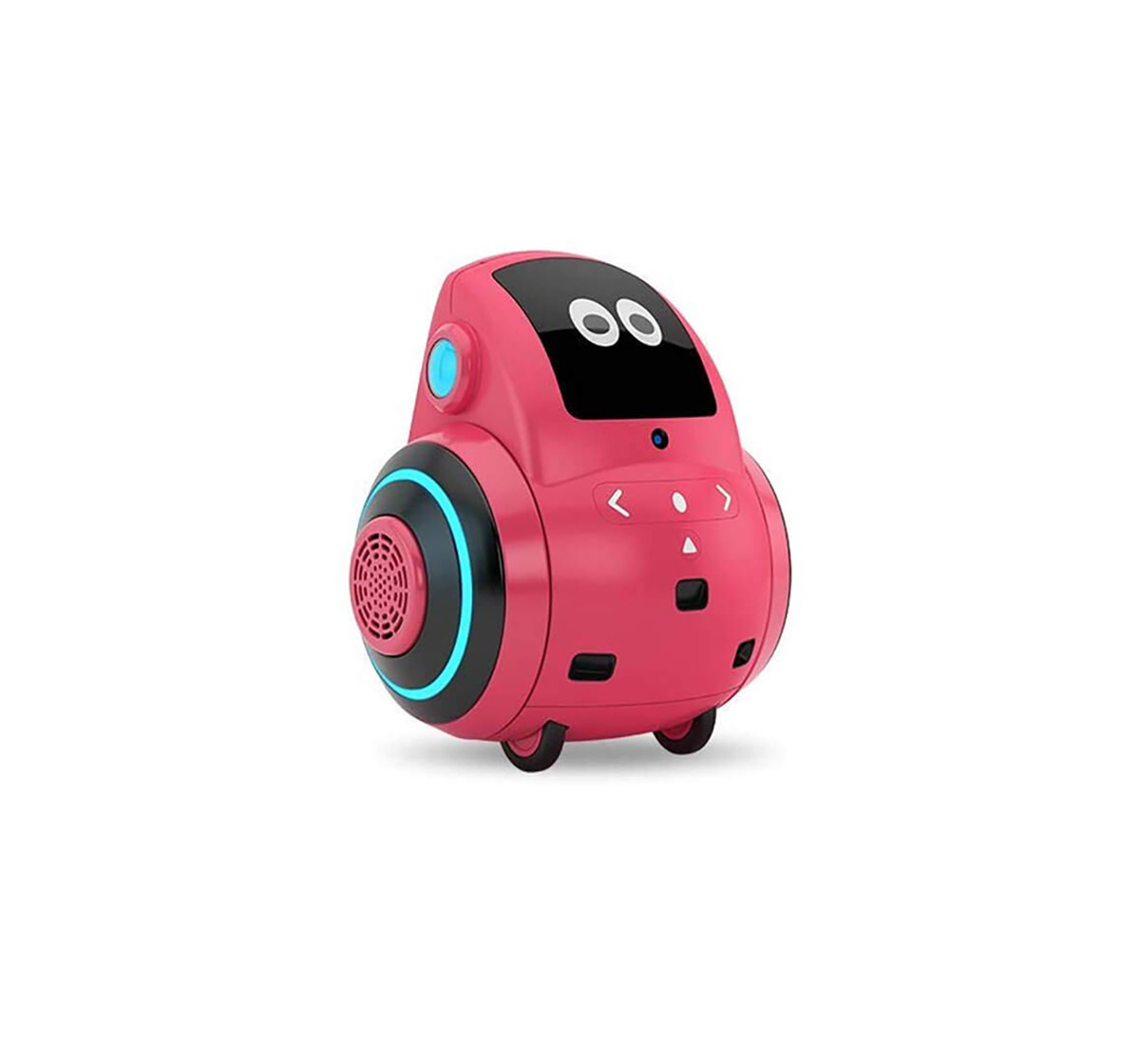 Miko 2 My Companion Robot - Red Robotics for Kids age 5Y+ (Red)