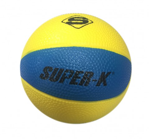 Super-K Pu Foam Volleyball, 2Y+ (Assorted)