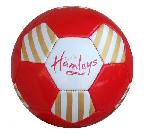 Hamleys Star Cross PVC Football for Kids age 5Y+