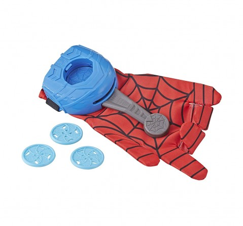 Marvel Spider-Man Web Launcher Glove Action Figure Play Sets for Kids age 5Y+