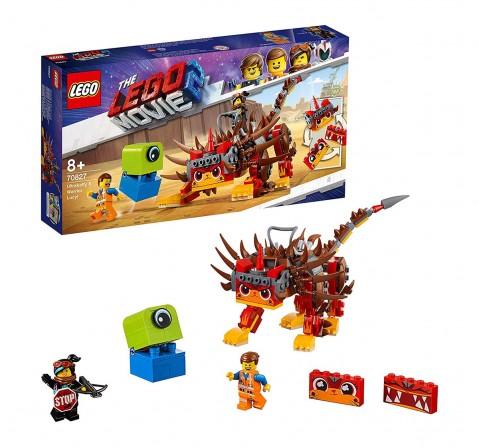 Lego The Movie 2 Ultrakatty & Warrior Lucy (383 Pcs) 70827  Blocks for Kids age 8Y+