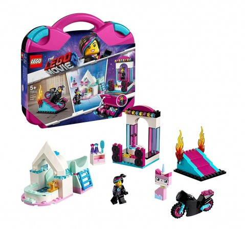 Lego The Movie 2 Lucy's Builder Box  (141 Pcs) 70833 Blocks for Kids age 5Y+