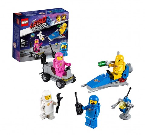 Lego The Movie 2 Benny's Space Squad  (68 Pcs)70841  Blocks for Kids age 5Y+