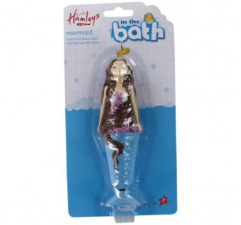 Hamleys Splash Swimming Mermaid Bath Toys & Accessories for Kids age 3Y+