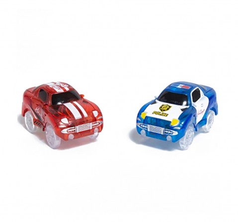 Hamleys Amazing Tracks Cars Pack Of 2 Tracksets & Train Sets for Kids age 6Y+