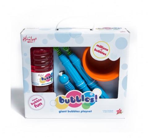 Hamleys Giant Bubble Play Set Impulse Toys for Kids age 3Y+
