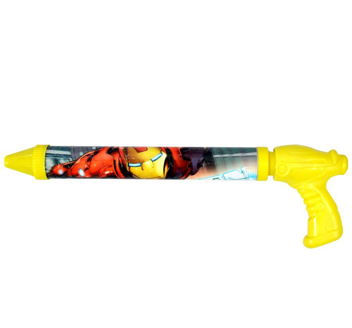 Holi Ironman Gun Pichkari (Colour & Design may vary)