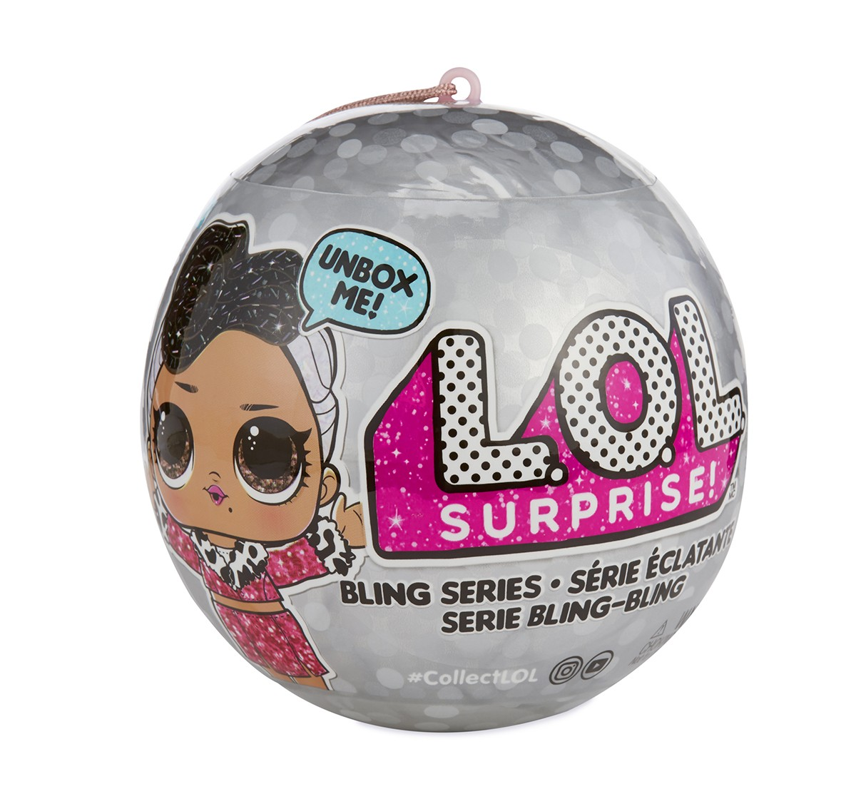 Lol Surprise Bling Series Collectible Dolls for Girls age 3Y+