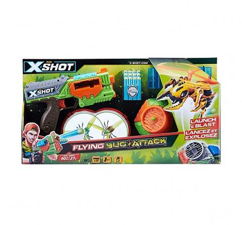 Zuru X Shot Flying Bug Attack-27M Blasters for Kids age 8Y+
