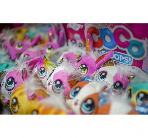 Coco Scoops Series 1 - Assorted Novelty for Kids age 3Y+ - 9 Cm
