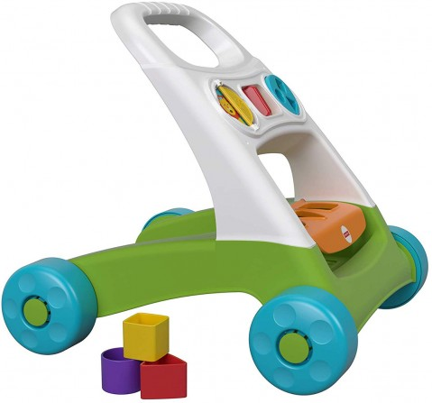 Fisher Price Busy Activity Walker Baby Gear for Kids age 9M+