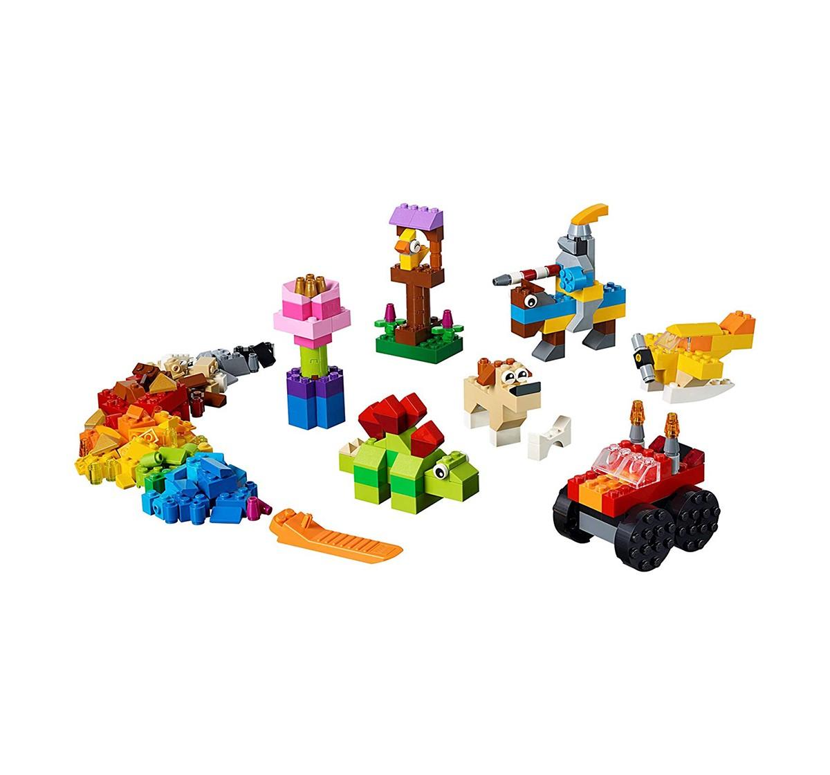 Lego Classic Basic Building Blocks (300 Pcs) 11002  for Kids age 4Y+