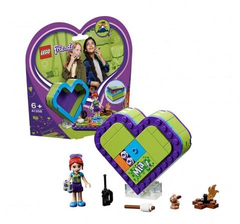 Lego Friends Mia's Heart Box Building Blocks (83 Pcs) 41358 for Girls age 6Y+