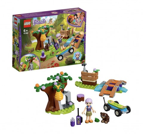 Lego Friends Mia's Forest Adventure Building Blocks (134 Pcs) 41363 for Girls age 6Y+