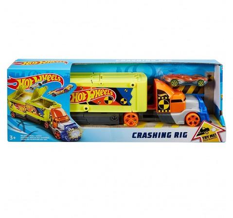 Hot Wheels Crashing Rig Vehicles for Kids age 3Y+