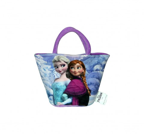 Disney Frozen Styling Hand Bag Plush Accessories for Kids age 12M+ - 19 Cm