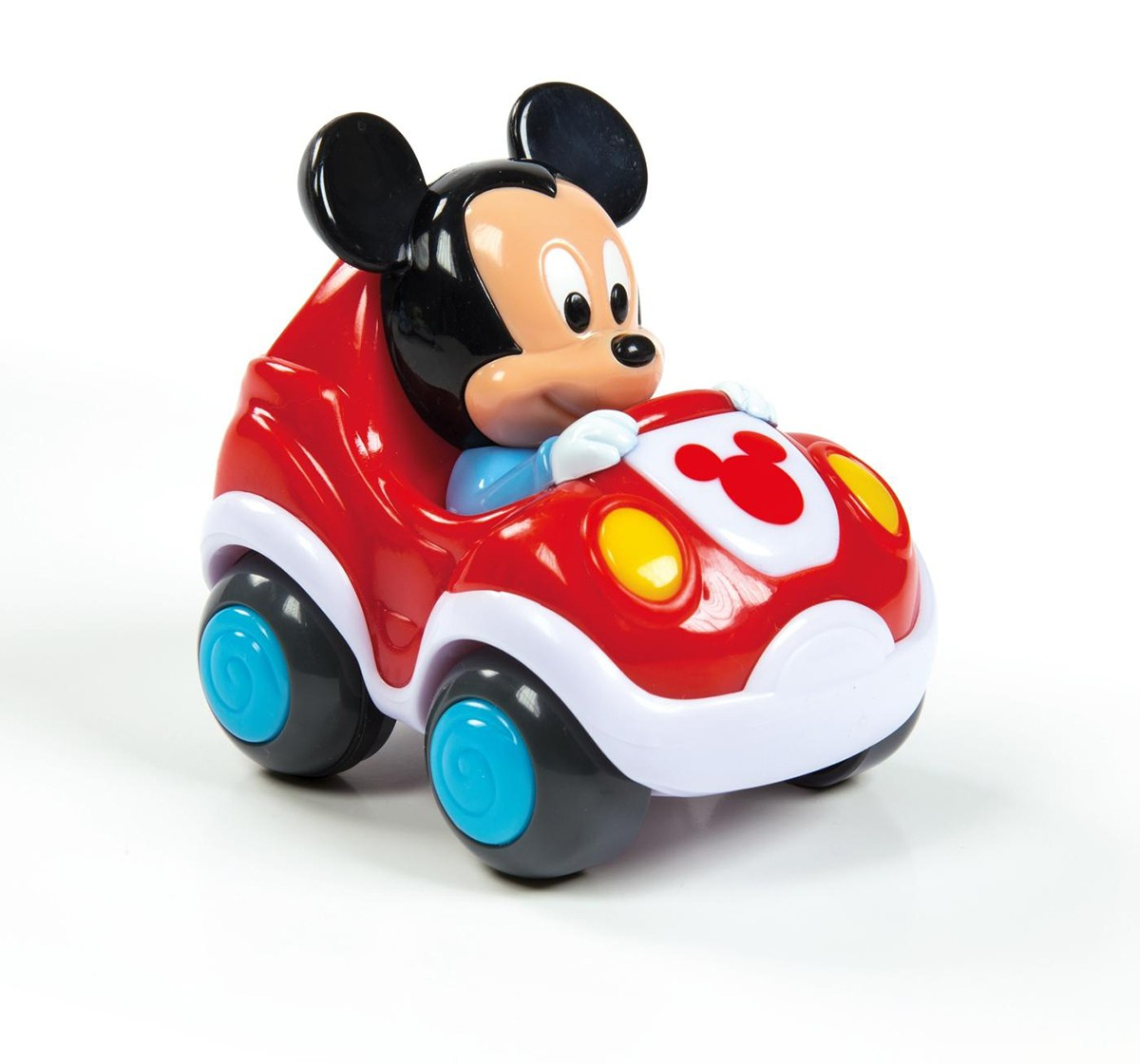 Disney Baby Pull Back Cars Activity Toy for Kids age 12M+