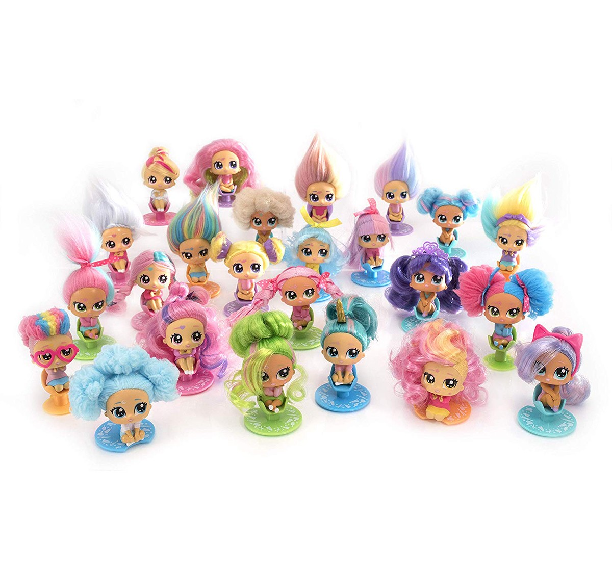 Hairdooz Shampoo Pack With Doll (Assorted) Collectible Dolls for Girls age 5Y+