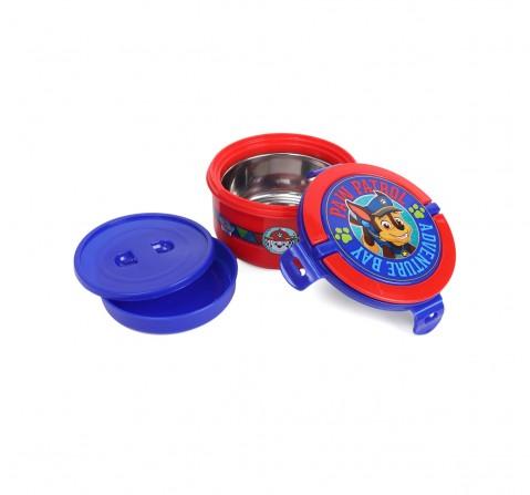 Paw Patrol Adventure Round Small Lunch Box, 2Y+ (Multicolor)