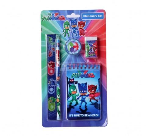 Pj Mask  Stationery Set/Kit Of 5 In Blister, 2Y+ (Multicolor)