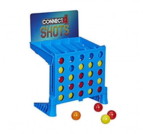 Hasbro Gaming Connect 4 Shots Board Games for Kids age 8Y+