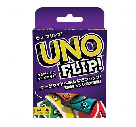 Mattel Games Uno Flip Side Games for Kids age 7Y+