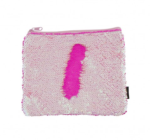 Fashion Angels S. Lab Sequin Pouch-Neon Pink Pencil Pouches & Boxes for Girls age 6Y+