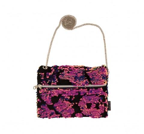 Fashion Angels Scattered Magic Sequin And Velvet Belt Bag Travel for Girls age 6Y+