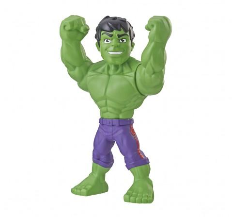 Marvel Super Hero Adventure Mega Mighties Hulk Activity Toys for Boys age 3Y+