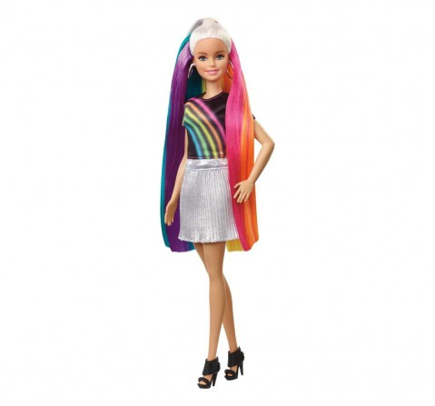 Barbie Doll Rainbow Sparkle Style Dolls & Accessories for Girls age 5Y+