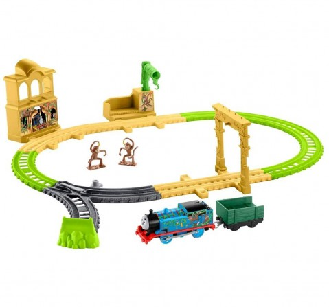 Thomas And Friends Monkey Palace Set Activity Toys for Kids age 3Y+
