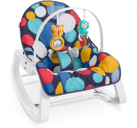 Fisher Price Infant Toddler Rocker Baby Gear for Kids age 12M+