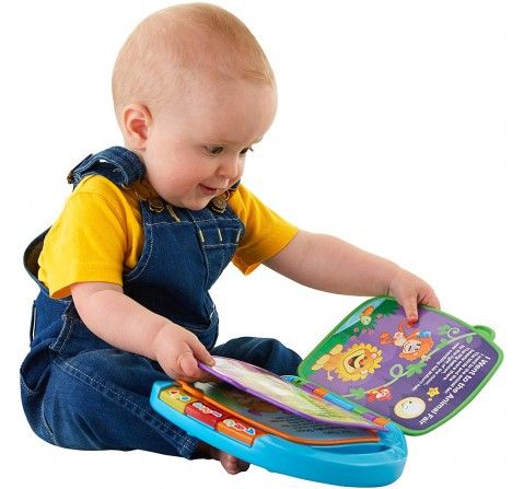 Fisher Price Storybook Rhymes Learning Toys for Kids age 6M+