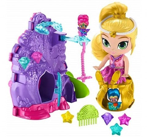 Shimmer And Shine Leah'S TG Vanity Playset Dolls & Accessories for Girls age 3Y+