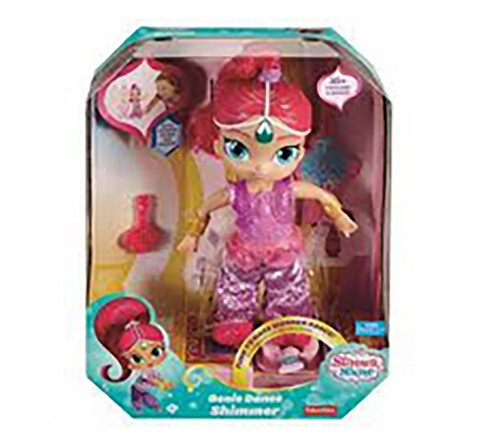 Shimmer And Shine Dancing Assorted Dolls & Accessories for Girls age 3Y+