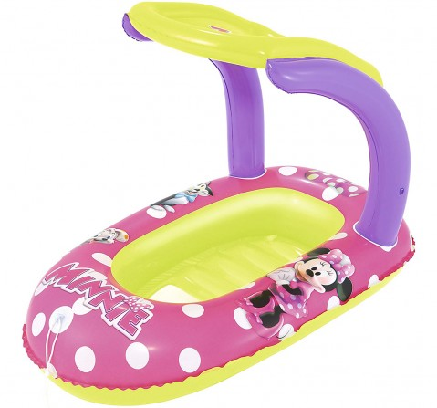 Bestway Beach Boat  -44X28 Inches Outdoor Leisure for Kids age 3Y+