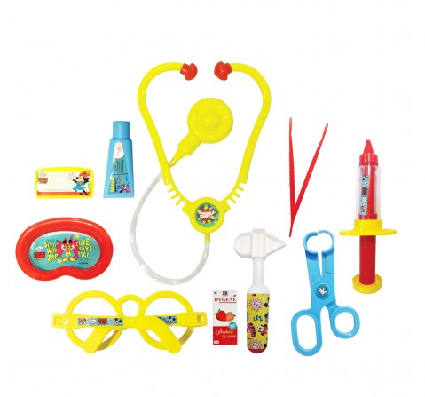 Disney Mickey mouse Doctor Set Role play toys for kids, 3Y+