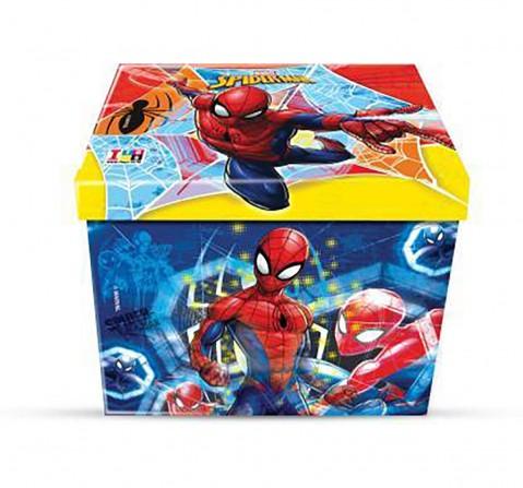 Disney Spiderman Toy Storage Box for Kids age 3Y+