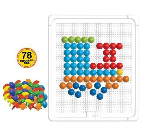 I Toys Edu Wonder pattern Board for kids, 3Y+