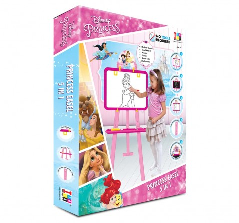 I Toys Princess Mouse 5 In 1 Easel Board Activity Table & Boards for Kids age 5Y+