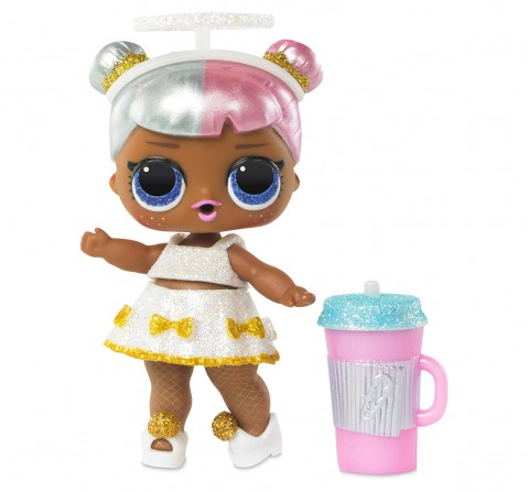 Lol Surprise Glam Glitter Assorted Collectible Dolls for Girls age 3Y+