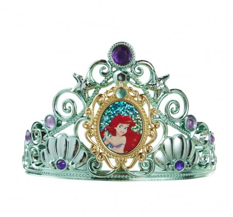 Disney Princess Explore Your World Tiara - Silver Assorted Dolls & Accessories for Girls age 3Y+