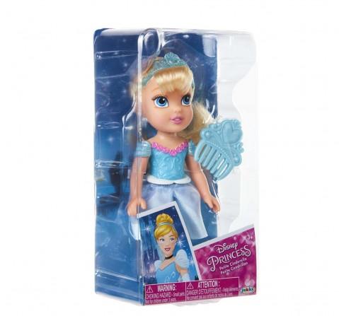 Disney Princess Petite Princess Cindrella Dolls & Accessories for Girls Age 3Y+