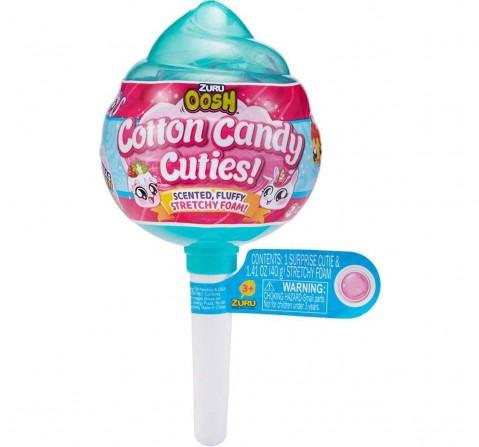 Oosh Zuru  Cotton Candy Cuties, Medium Series 1 Sand, Slime & Others for Kids age 3Y+
