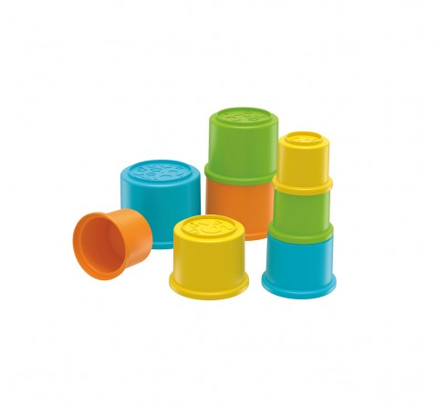 Fisher Price Stacking Cups Activity Toys for Kids age 6M+
