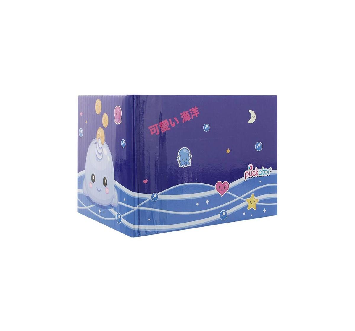 Karma Narwhal Money Box - White Novelty for Kids age 3Y+ (White)