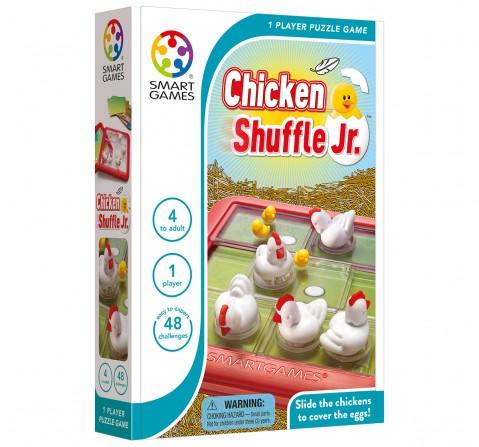 Smart Games Chicken Shuffle Junior for Kids age 4Y+