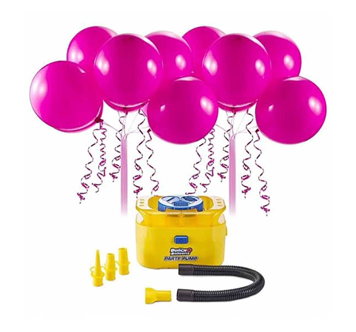 Zuru Bunch O Balloons  2 Pack with Pump Party Supplies for Kids age 3Y+