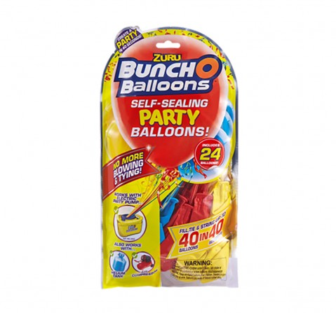 Zuru Bunch O Balloons 3 pack Party Supplies for Kids age 3Y+